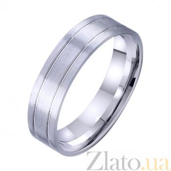 Золотое обручальное кольцо Сияющая вечность TRF--4211711
