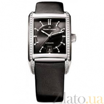 Часы Maurice Lacroix коллекции Pontos Rectangulaire Ladies MLX--PT6247-SD501-350