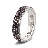 Серебряное кольцо Левкада