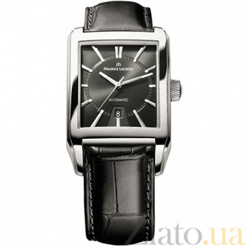 Часы Maurice Lacroix коллекции Pontos Rectangulaire MLX--PT6257-SS001-330