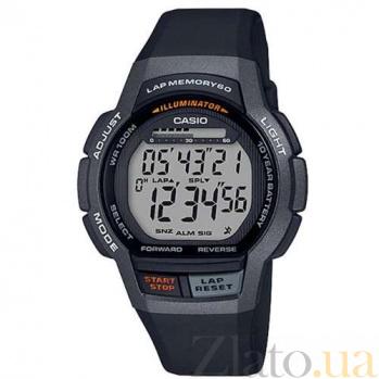 Часы наручные Casio Sports WS-1000H-1AVEF 000100920