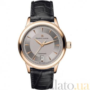 Часы Maurice Lacroix коллекции Les Classiques Automatic MLX--LC6003-PG101-230
