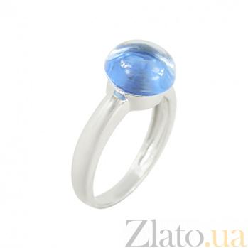 Золотое кольцо со шпинелью Леони 2К557-0002
