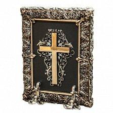 Икона с сусальным золотом Господь Вседержитель