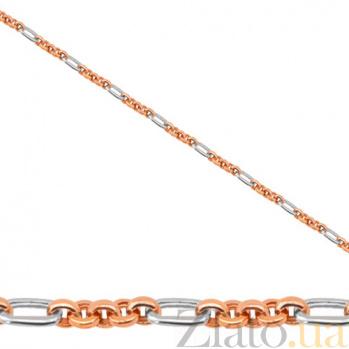 Золотая литьевая цепь Имидж VLT--ЦАЛ604-2-0