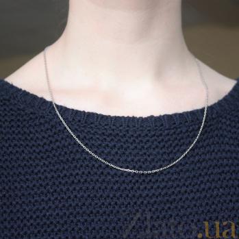 Серебряная цепочка покрытая родием Имидж HUF--10326 0505-Р
