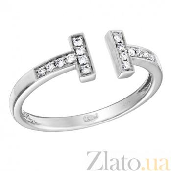 Золотое кольцо Tiff 140515к
