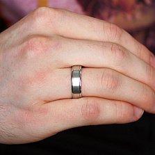Золотое обручальное кольцо Энергия любви