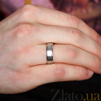 Золотое обручальное кольцо Энергия любви TRF--4211590