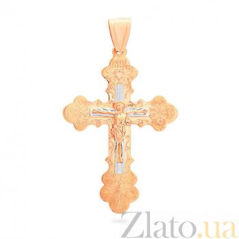 Золотой крестик Светлый образ SUF--525501р