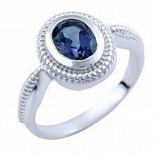 Серебряное кольцо Марисоль с александритом
