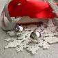 Серебряные серьги Комплимент TNG--470129С