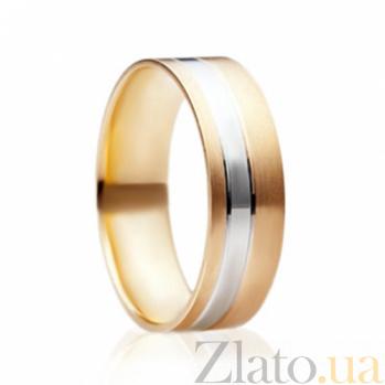 Золотое обручальное кольцо Бесконечная элегантность SG--4511117