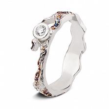 Серебряное кольцо Иллирия