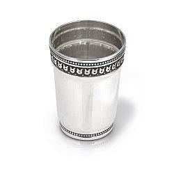 Серебряная стопка с чернением, 40мл 000060039
