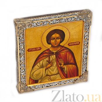 Икона Святой мученик Анатолий 1437-2