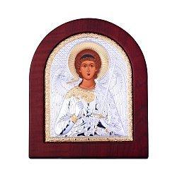 Икона Ангел Хранитель с серебрением 000131706
