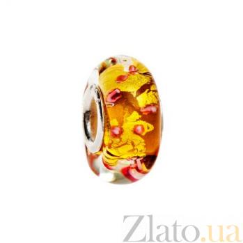 Муранское стекло бусина AQA-002510147