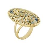 Золотое кольцо Донна