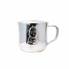 Серебряная чашка Мальчик