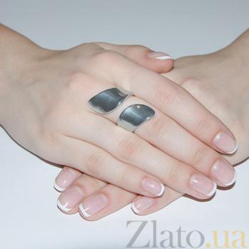 Серебряное кольцо Vision 01042