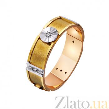 Золотое обручальное кольцо Джулия TRF--4221061