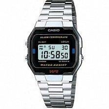 Часы наручные Casio A163WA-1QES