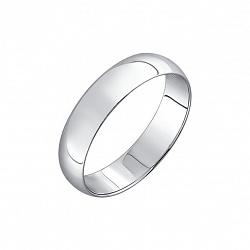 Платиновое обручальное кольцо Одно решение
