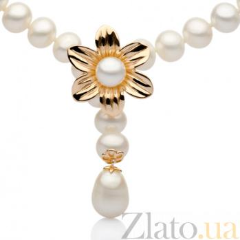 Жемчужное ожерелье Вишневый цвет SG--50