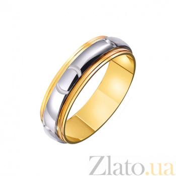 Золотое обручальное кольцо Брачные узы TRF--4411413