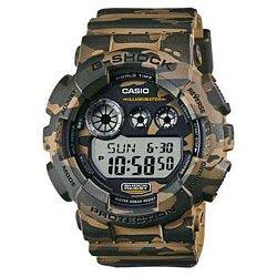 Часы наручные Casio G-shock GD-120CM-5ER