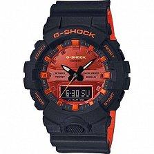 Часы наручные Casio G-Shock GA-800BR-1AER