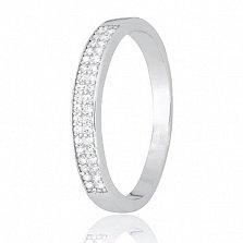 Серебряное кольцо из серебра Лирэйн