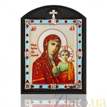 Автомобильная икона на дереве Казанская Божья Матерь 2.79_3