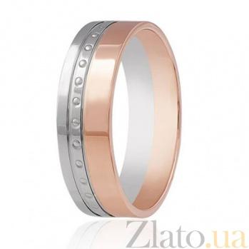 Золотое обручальное кольцо Глянец 000001630