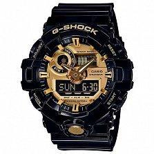 Часы наручные Casio G-shock GA-710GB-1AER