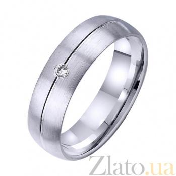Золотое обручальное кольцо Любовный вальс TRF--4221734