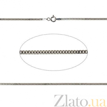 Серебряная цепь Панцирь AQA--804Р-4