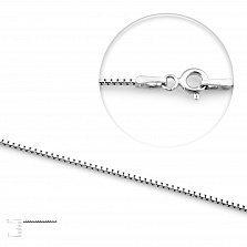 Серебряная цепь Наварра, 1,5 мм