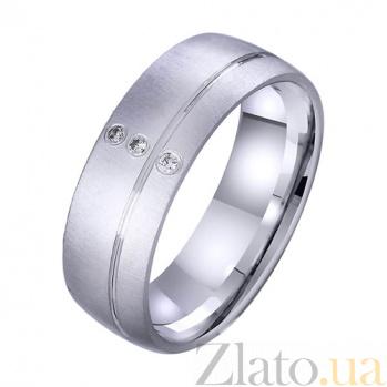Золотое обручальное кольцо Песня о любви TRF--4221713