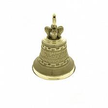 Средний бронзовый колокольчик Почаевская Лавра