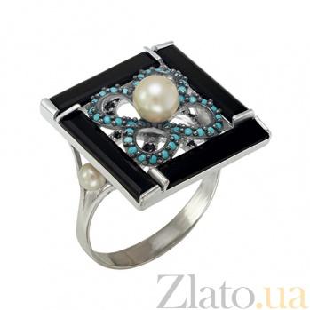 Серебряное кольцо Ночное рандеву Карамия TNG--369551С