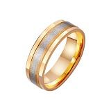 Золотое обручальное кольцо Dolce Vita