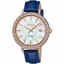 Часы наручные Casio Sheen SHE-4052PGL-7AUEF