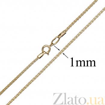 Цепочка из желтого золота Юния SVA--5081890103/Без вставки