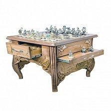 Эксклюзивные ювелирные шахматы Буратино