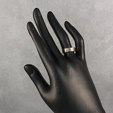 Золотое обручальное кольцо Обещание