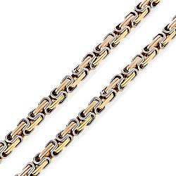 Цепь Baraka Алистэйр из комбинированного золота с бриллиантом 000033497