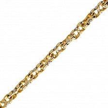 Золотая цепь комбинированного цвета Спрингфилд