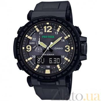 Часы наручные Casio Pro trek PRG-600Y-1ER 000085528